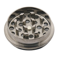 43 mm 4 Piece Drum Shaped Grinder Crusher