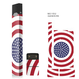 Skin Decal Vinyl Wrap for Juul Vape Stickers Skins Cover