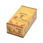 1 1/4 78 mm Natural Unrefined Hemp Cigarette Rolling Papers