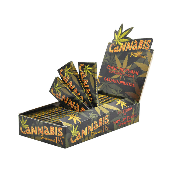 1 1/4 78mm Pure Hemp Cigarette Rolling Papers