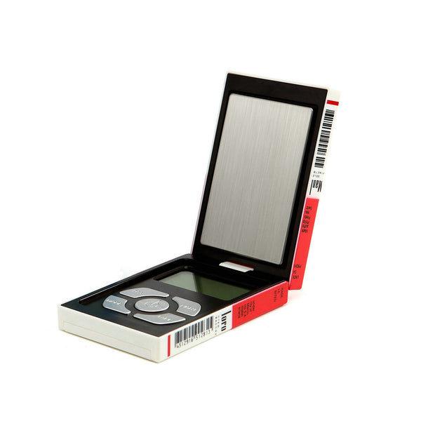 100 g/0.01 g Manlloro Flip Open Pocket Weighing Scale