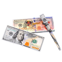 $100 Dollar Bill King Size Cigarette Rolling Papers