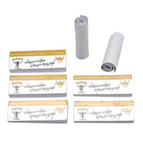 Natural Hemp Unrefined Cigarette Rolling Filter Tips
