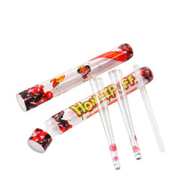 78 mm Cherry Flavored Pre-Rolled Transparent Cone