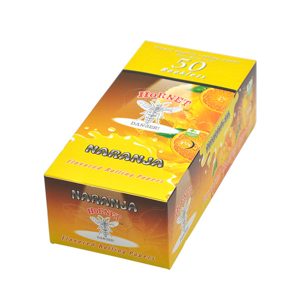 78mm Naranja Flavored Cigarette Rolling Paper