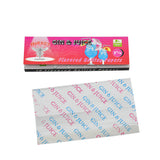 78mm Gin & Juice Flavored Cigarette Rolling Paper