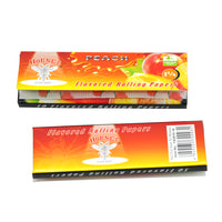 78mm Peach Flavored Cigarette Rolling Paper