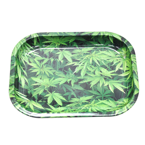18 X 14 Cm Weed Cigarette Smoking Holder Trays
