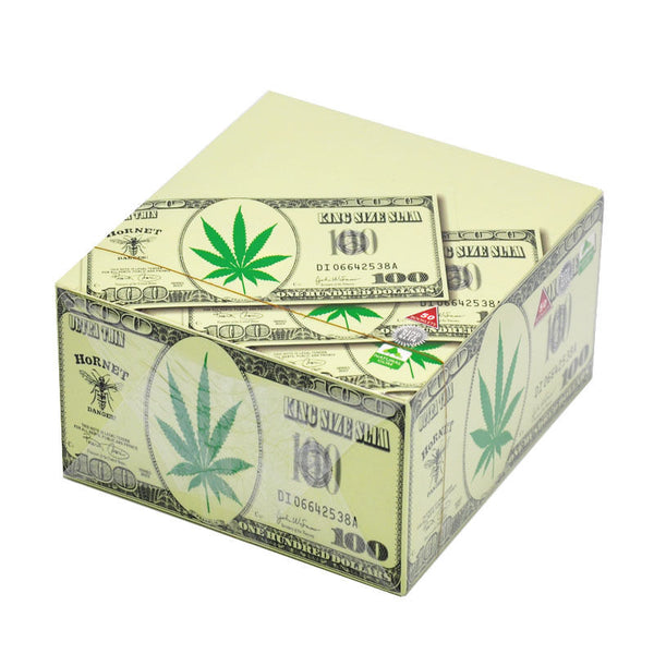 King Size 110 mm USD Dollar Cigarette Rolling Papers