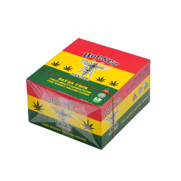 110 mm Reggae Ultra Thin Cigarette Rolling Papers