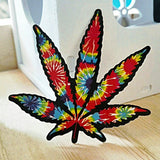 Weed Stickers Motorcycle Bicycle Skateboard Luggage Decal