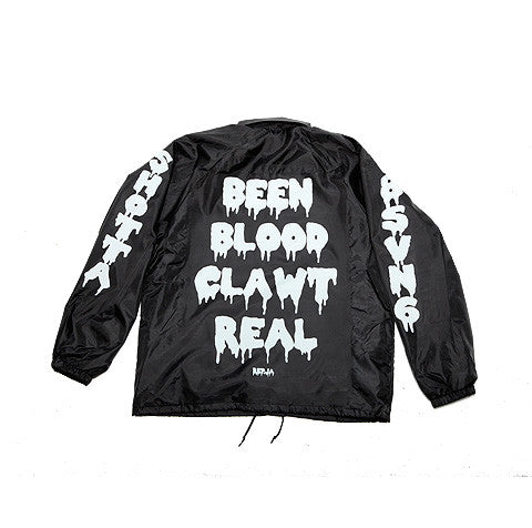 Been Real (Jacket)