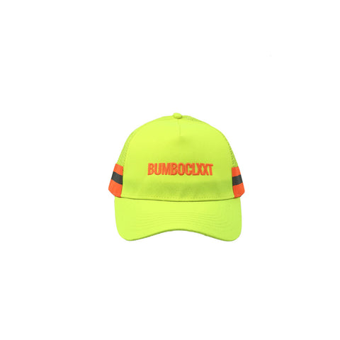 CLXXT - Reflective Trucker Hat (green)