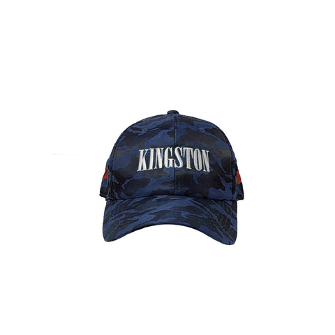 Kingston City (Blue Satin Camo Caps)