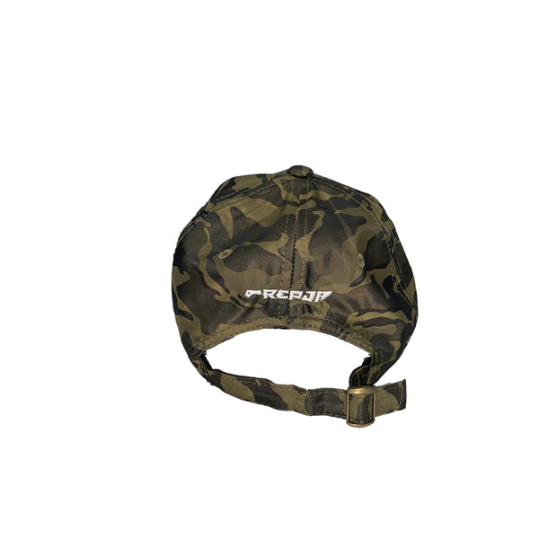 Kingston City (Olive Satin Camo Cap)