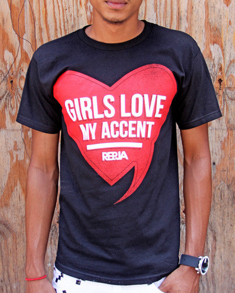 Girls Love My Accent