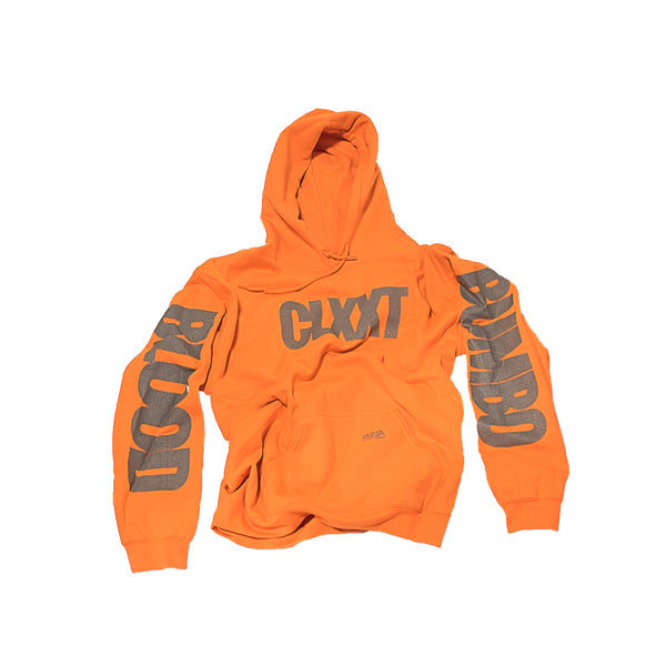 CLXXT - Reflective Pullover (orange)