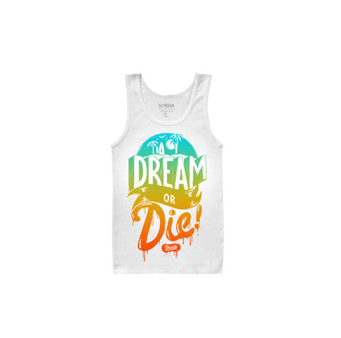 Dream or Die (mens tank)