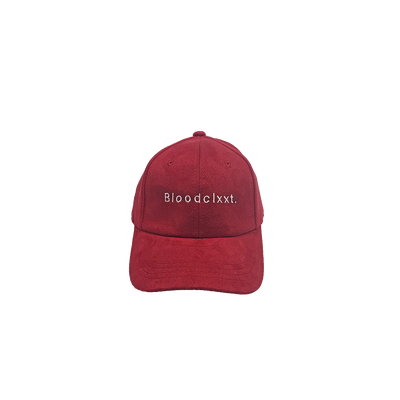 Suede Red CLXXT Caps