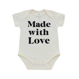Made with Love Baby Onesie-New Style