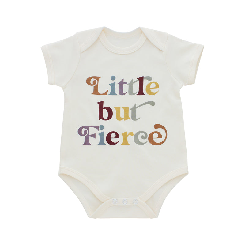 PREORDER New Little but Fierce Onesie