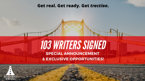 100+ Writers Signed - Special Announcement!