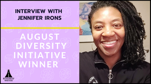 Interview with August 2020 Diversity Winner - Jennifer Irons