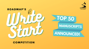Announcing the 2020 Write Start Competition - Top 50!