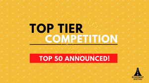 Announcing the 2021 Top Tier Competition - Top 50!