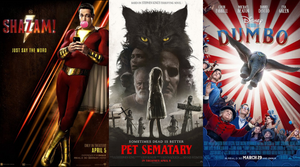 Weekend Box Office Top Ten - 4/7/19