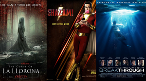 Weekend Box Office Top Ten - 4/21/19