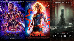 Weekend Box Office Top Ten - 4/28/19