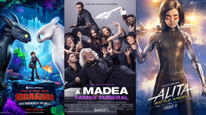 Weekend Box Office Top Ten - 3/3/19