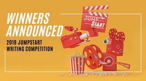 2019 JumpStart Writing Competition - Winners Announced!