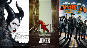 Weekend Box Office Top Ten - 10/20/19
