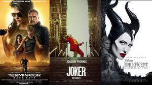 Weekend Box Office Top Ten - 11/3/19