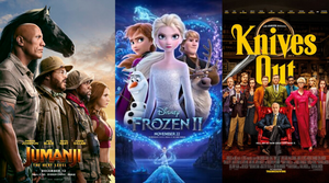 Weekend Box Office Top Ten - 12/15/19