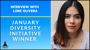 Interview with January 2021 Diversity Winner - Lore Olivera