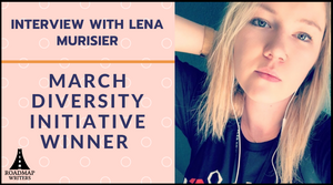 Interview with March 2020 Diversity Winner - Lena Murisier