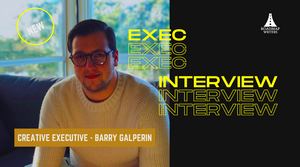 Interview with Creative Executive Barry Galperin