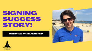 Interview with Writer Alan Reid- 165th Writer Signed