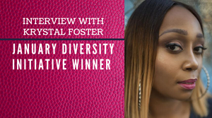 Interview with January 2020 Diversity Winner