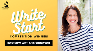 Interview with WriteStart Winner Kris Crenwelge