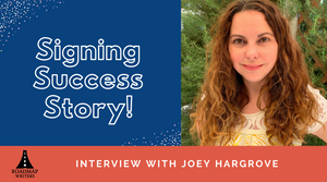 Interview with writer Joey Hargrove - 146th Writer Signed