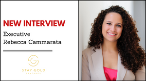 Interview with Executive Rebecca Cammarata