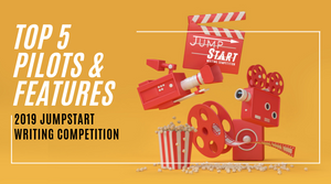 Top 5 Finalists - 2019 JumpStart Writing Competition