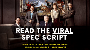 Read the viral SUCCESSION spec script!