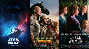 Weekend Box Office Top Ten - 1/5/20