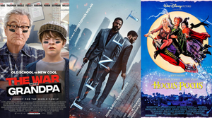 Weekend Box Office Top Ten - 10.12.20