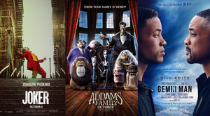 Weekend Box Office Top Ten - 10/13/19